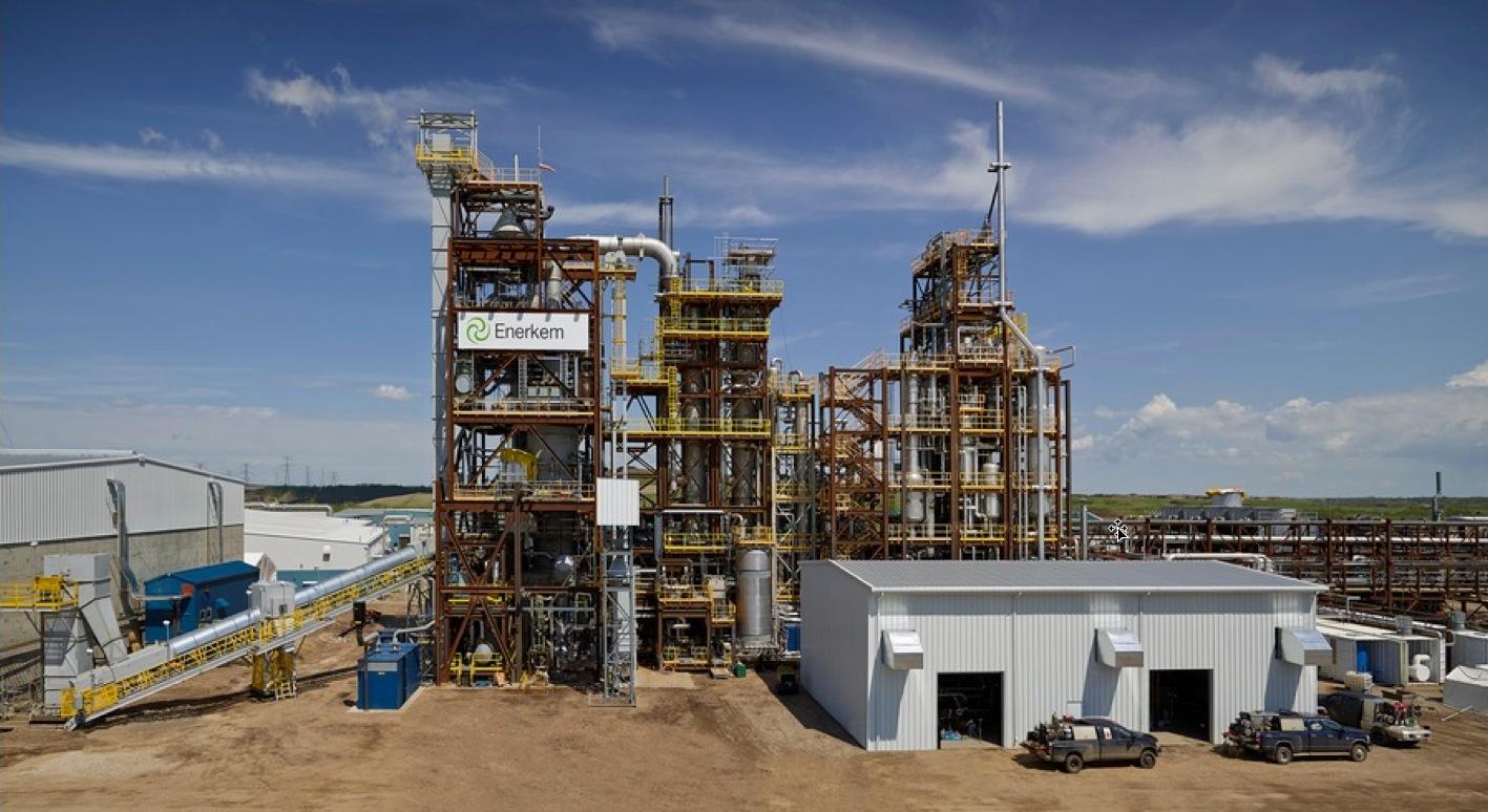 Cellulosic Ethanol Fuel
